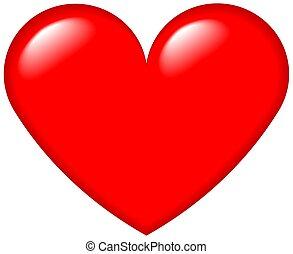 serce, graficzny, 4