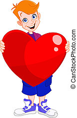 serce, koźlę, dzierżawa, valentine