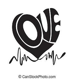 serce, miłość