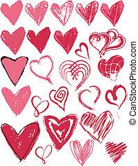 serce, struktura, ikona