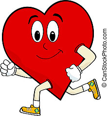 serce, wyścigi