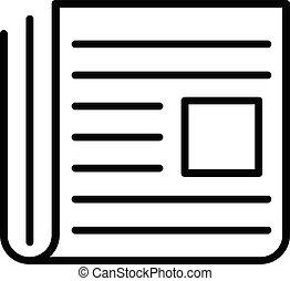 sieć, graficzny, szkic, ruchomy, media, umiejscawiać, wektor, ui, ilustracja, towarzyski, gazeta, app, projektować, logo, ikona