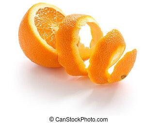 skórka pomarańczi