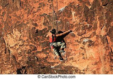 skała arywista, urwisko