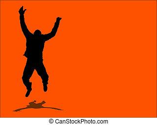 skok, joy!