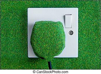 skuteczność, energia, zielony