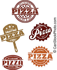 smakosz, grpahics, pizza