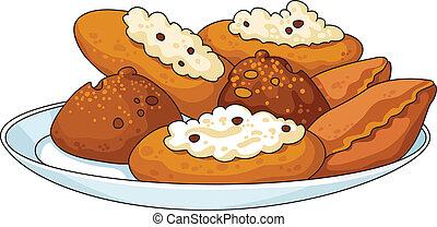 smakowity, wyroby cukiernicze