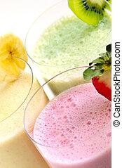 smoothies, owoc, dobrany
