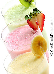 smoothies, owoc