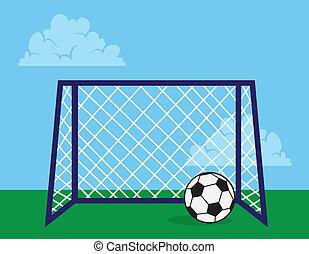 soccer czysty