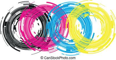 soczewka, abstrakcyjny, aparat fotograficzny