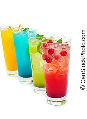 sok, napój owocu