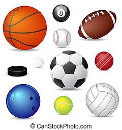 sport, piłki