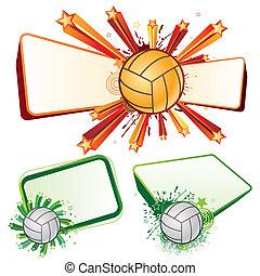sport, siatkówka