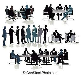 spotkanie, beratung