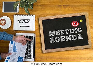 spotkanie porządek dzienny