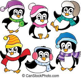 sprytny, 3, pingwiny, zbiór