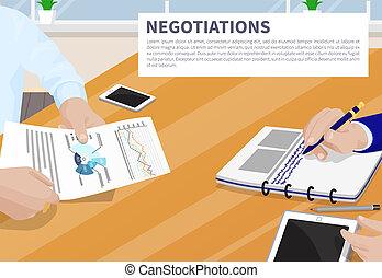 sprzedaż, wektor, chorągiew, barwny, ilustracja
