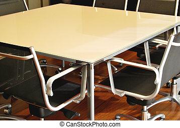 stół, spotkanie