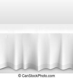 stół, tablecloth