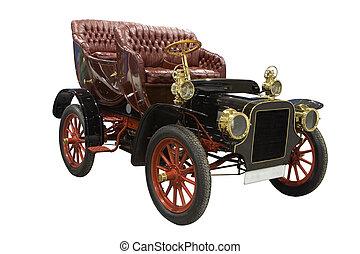 starożytny wóz
