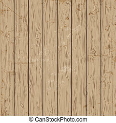 stary, wektor, drewniana budowa