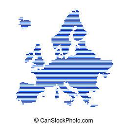 strips., europa, sylwetka