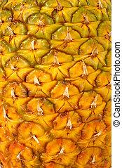 struktura, ananas