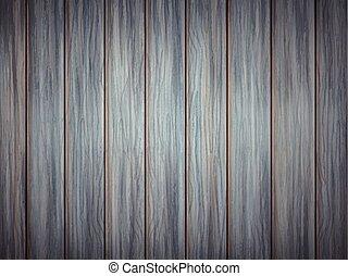 struktura, błękitne tło, drewniana deska