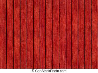 struktura, drewno, projektować, tło, poduszeczki, czerwony