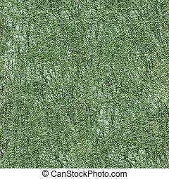 struktura, sizal, seamless, cloth., zielony