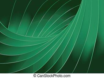 struktura, tło, zielony