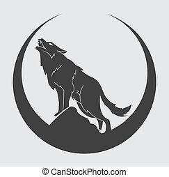 symbol, wilk