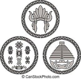 symbolika, indianie, ameryka, łacina