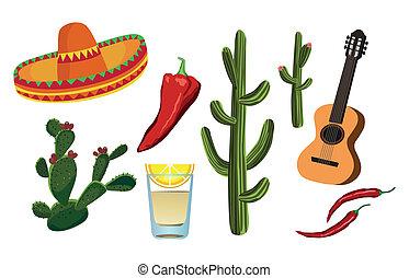 symbolika, meksykanin