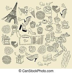 symbolika, paryż, zbiór