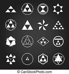 symbolika, religijny, poświęcony, japonia