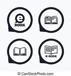 symbols., elektronowa książka, signs., e-książka