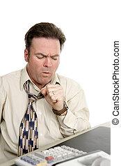 symptomy, praca, grypa