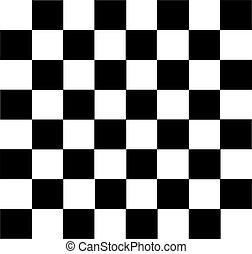 szachowa deska, tło