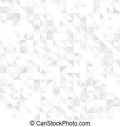 szary, geometryczny, seamless, struktura