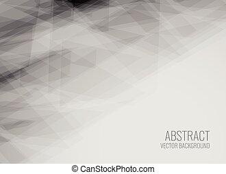 szary, geometryczny, struktura, abstrakcyjny, tło