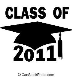 szkoła, korona, skala, wysoki, kolegium, 2011, klasa