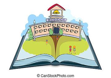 szkoła książka