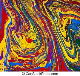 sztuka, abstrakcyjny, tła