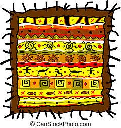 sztuka, plemienny