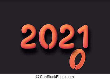 tło., 2021, znak, balloon, pomarańcza, czarnoskóry