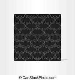 tło, czarnoskóry, seamless, struktura