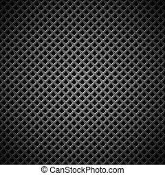 tło, czarnoskóry, seamless, struktura, węgiel